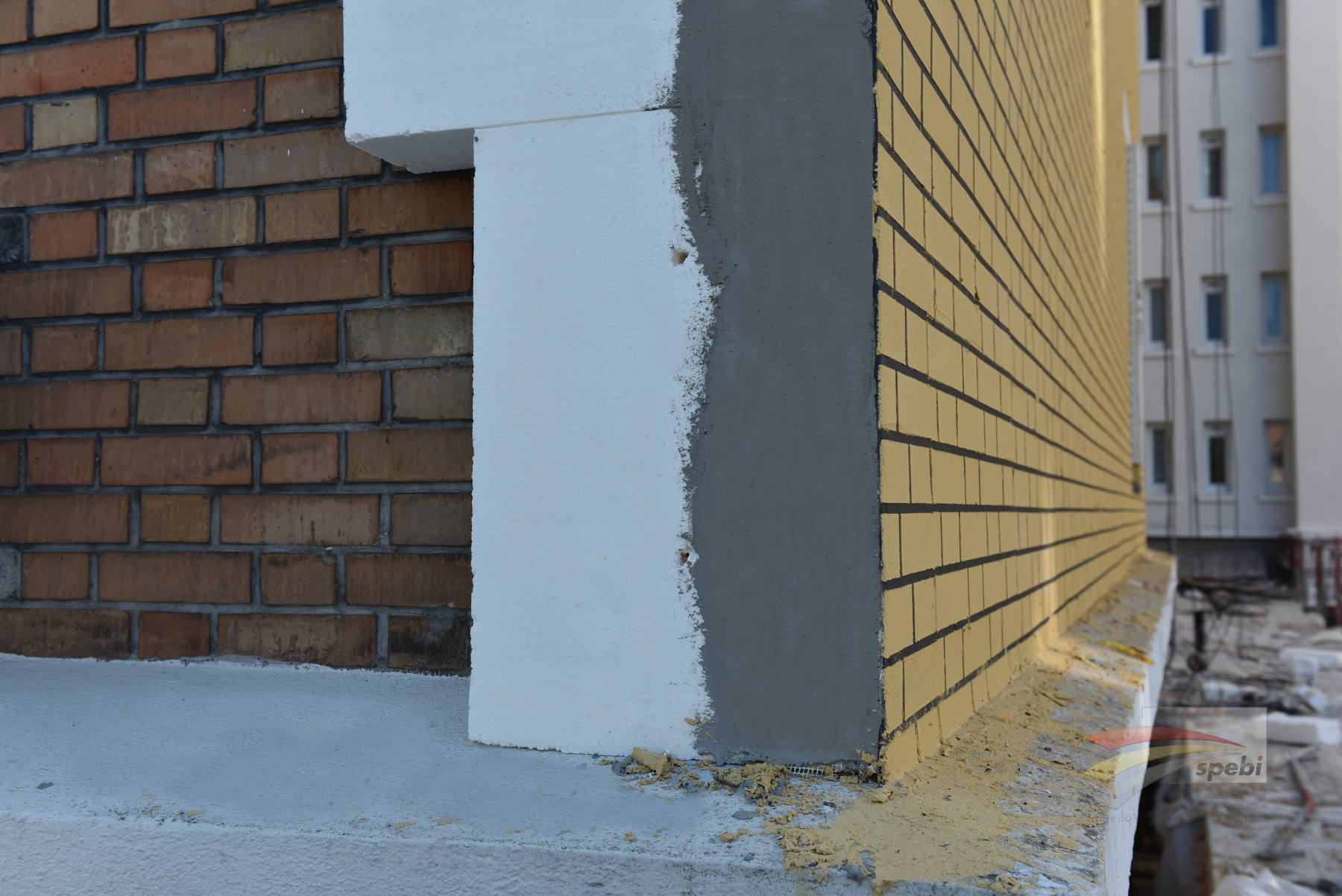 Peinture Pour Brique Extérieur ravalement de façade et isolation thermique à choisy-le-roi 94
